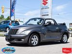 2005 Chrysler PT Cruiser Touring Convertible in Barrie, Ontario