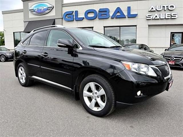 2010 LEXUS RX 350 AWD LEATHER SUNROOF REVERSE CAMERA. in Ottawa, Ontario