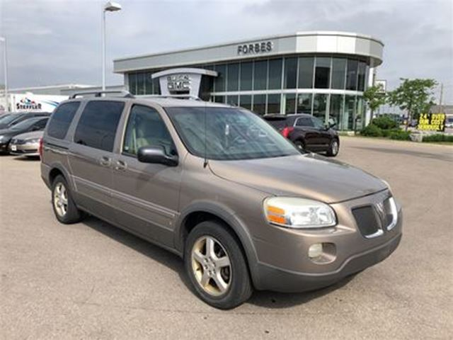 2006 PONTIAC MONTANA SV6 AS IS SPECIAL \ DVD \ ACCIDENT FREE \ in Waterloo, Ontario