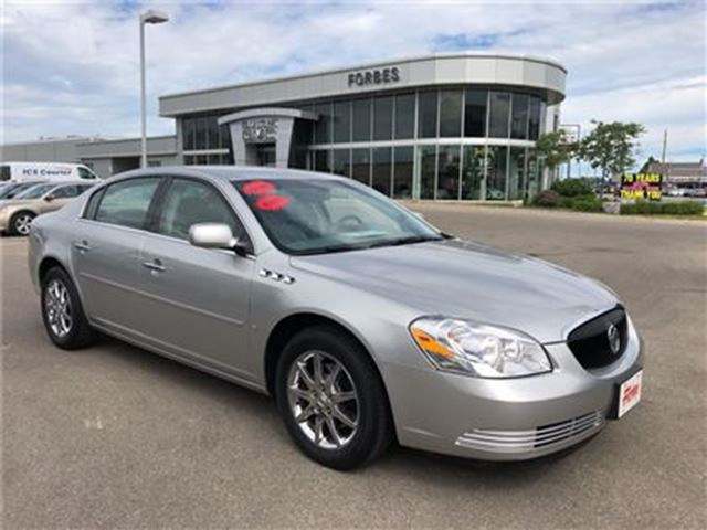 2008 BUICK LUCERNE CXL \ 1 OWNER \ ACCIDENT FREE \ LEATHER \ in Waterloo, Ontario