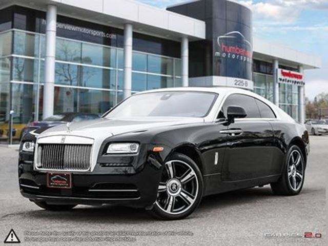 2016 ROLLS-ROYCE WRAITH 2dr Coupe in Mississauga, Ontario