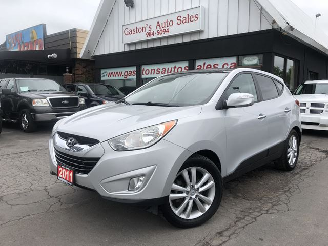 2011 HYUNDAI Tucson LOADED! ROOF! AWD! in St Catharines, Ontario