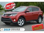 2014 Toyota RAV4 XLE SUNROOF REAR CAM HTD SEATS ONLY 22,000 KM in Ottawa, Ontario