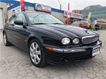 2006 Jaguar X-Type 3.0_LEATHER_SUNROOF_ACCIDENT FREE in Oakville, Ontario