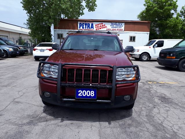 2008 JEEP GRAND CHEROKEE Laredo in Hamilton, Ontario