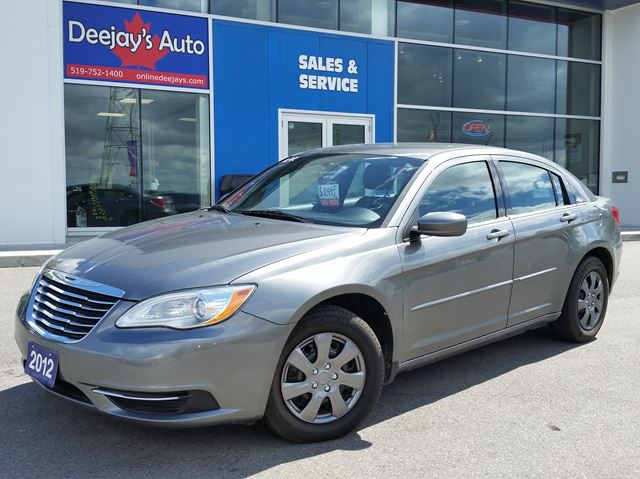 2012 CHRYSLER 200 LX in Brantford, Ontario