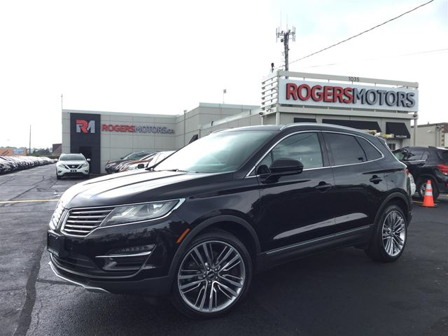 2015 LINCOLN MKC 2.3 AWD - NAVI - PANO ROOF - REVERSE CAM in Oakville, Ontario