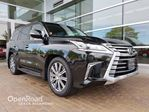 2017 Lexus LX 570 Executive Package - Certified with Finance rate in Richmond, British Columbia