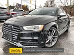 2015 Audi S3 2.0T Technik NAVI BLIS BACKUP CAMERA in Ottawa, Ontario