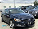 2015 Volvo S60 T5 Premier Plus A/T AWD No Accident Local Bluet in Port Moody, British Columbia