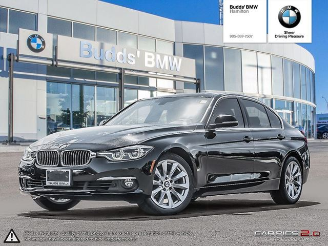 2016 BMW 3 Series 328 i xDrive in Hamilton, Ontario