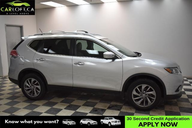 2015 NISSAN ROGUE SL AWD - NAV * LEATHER * BACKUP CAM in Kingston, Ontario