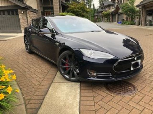 2015 TESLA MODEL S           in Mississauga, Ontario