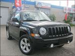 2011 Jeep Patriot Limited_NAVI_LEATHER_SUNROOF_AWD in Oakville, Ontario