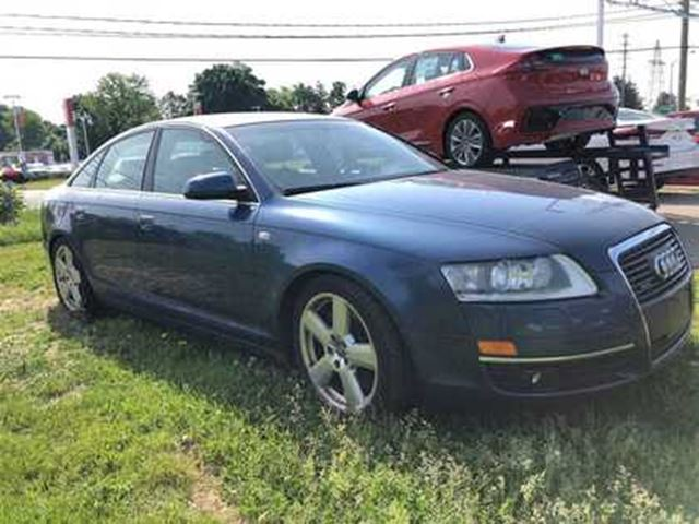 2005 AUDI A6 - in Brantford, Ontario