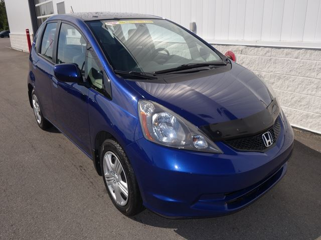 2014 HONDA FIT LX in North Bay, Ontario