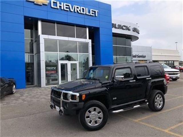 2007 HUMMER H3 LEATHER SUNROOF 6-DISC CD VERY CLEAN!!! in Orillia, Ontario