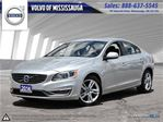 2014 Volvo S60 T5 AWD A Premier Plus CLEAN CARPROOF! One Owner in Mississauga, Ontario
