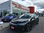 2016 Honda Civic TOURING,LEATHER,LOADED! in Belleville, Ontario