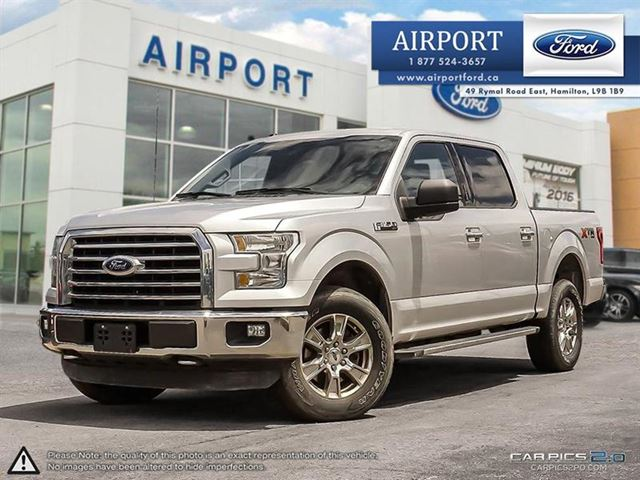 2015 FORD F-150 XLT 4X4 XTR with only 89,992 kms in Hamilton, Ontario