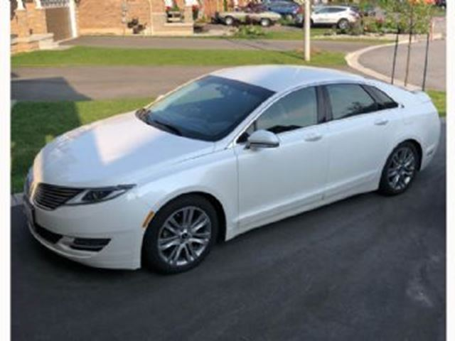 2015 LINCOLN MKZ Hybrid Fully Loaded  in Mississauga, Ontario