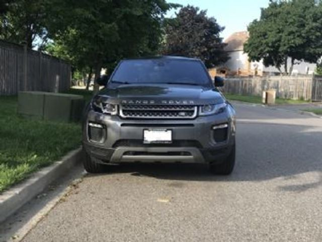 2017 LAND ROVER Range Rover Evoque 5dr HB HSE in Mississauga, Ontario