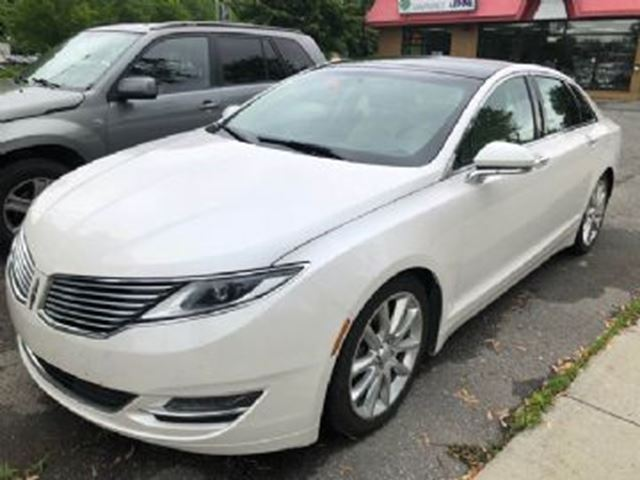 2016 LINCOLN MKZ HYBRIDE in Mississauga, Ontario