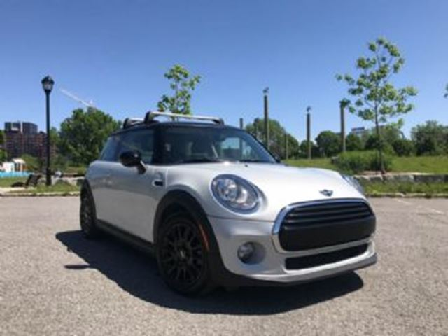 2017 MINI COOPER 3dr HB in Mississauga, Ontario