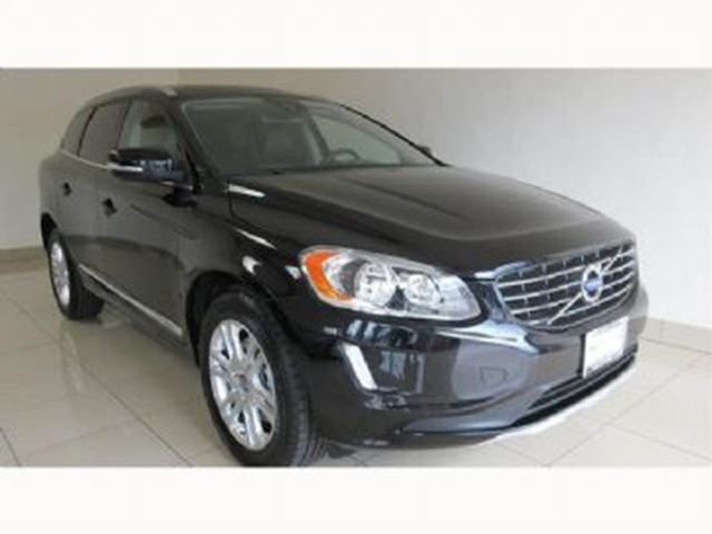 2015 VOLVO XC60 T5 Premier Plus All-Wheel Drive in Mississauga, Ontario