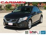 2011 Volvo C30 T5 Level 1 Sunroof   Bluetooth   Leather   Heated in Kitchener, Ontario