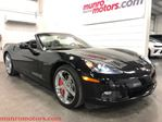 2011 Chevrolet Corvette 3LT NPP Power top Auto Low Kms in St George Brant, Ontario