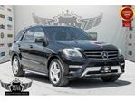 2014 Mercedes-Benz M-Class ML350 BlueTEC 4MATIC NAVIGATION PANO- SUNROOF LEATHER BA in Toronto, Ontario