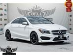 2015 Mercedes-Benz CLA250 4MATIC~AMG~ NAVI~PANO-ROOF~LEATHER in Toronto, Ontario