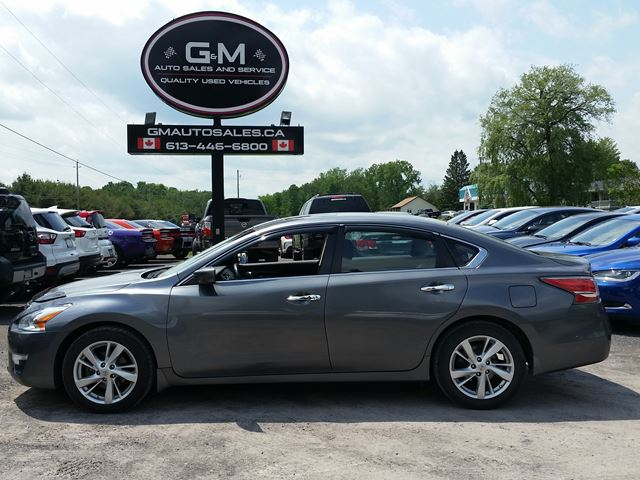 2014 Nissan Altima 2.5 SV for sale