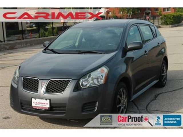 2009 PONTIAC VIBE Base in Kitchener, Ontario