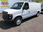 2012 Ford Econoline Commercial, Cargo Divider, Only 134,000km in Burlington, Ontario