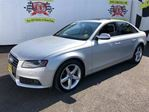 2011 Audi A4 2.0T Premium, Automatic, Leather, Sunroof, AWD in Burlington, Ontario