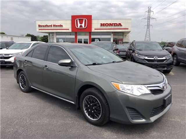 2012 TOYOTA CAMRY LE (A6) in Stratford, Ontario