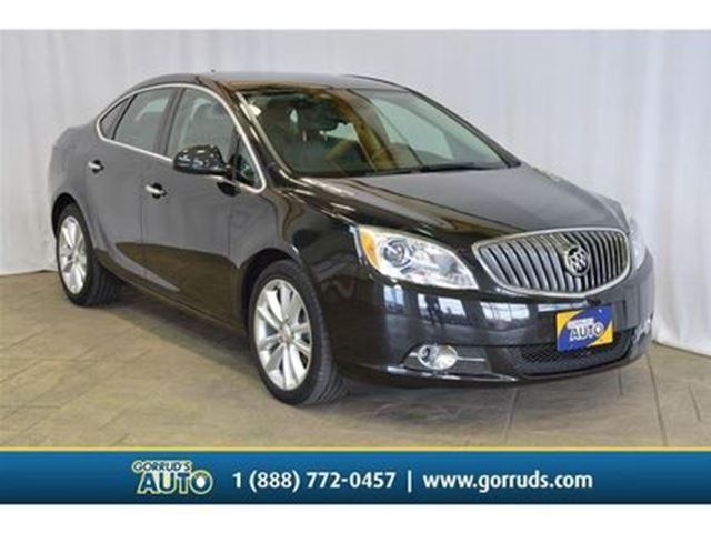 2014 BUICK VERANO CONVENIENCE PKG/REMOTE START/ALLOY WHEELS in Milton, Ontario
