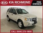 2008 Ford Escape XLT No Accidents Local BC Vehicle Sunroof in Richmond, British Columbia