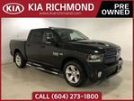 2015 Dodge RAM 1500 Sport No Accidents Local BC Vehicle Loaded W in Richmond, British Columbia