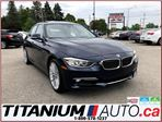 2014 BMW 3 Series xDrive-Luxury-GPS-Camera-Brown Leather-Park Sensor in London, Ontario