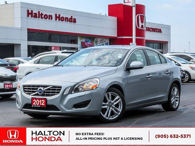 2012 VOLVO S60           in Burlington, Ontario