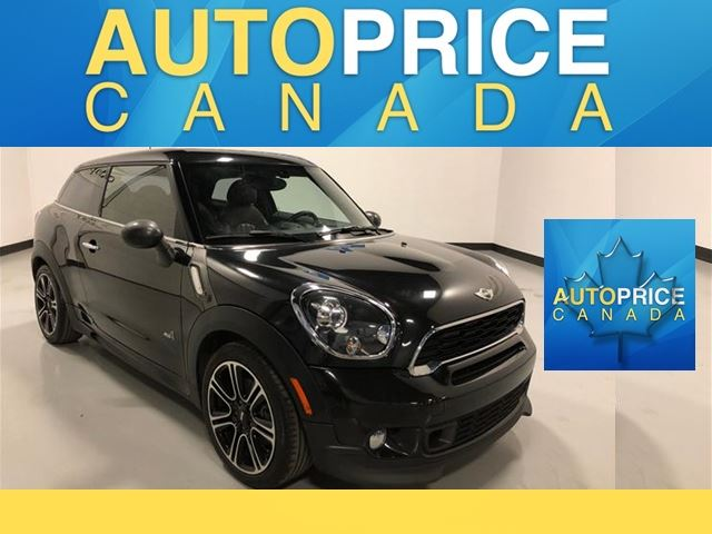 2014 MINI PACEMAN Cooper S Cooper S|LEATHER|PANOROOF in Mississauga, Ontario