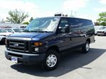 2012 Ford E-150  EXTENDED CARGO VAN--PARTITION--REAR HEATER in Belleville, Ontario