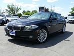 2012 BMW 5 Series 535i xDrive-NAVIGATION--SUNROOF--AWD in Belleville, Ontario