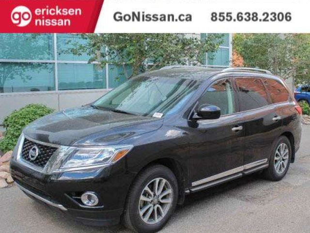 2014 NISSAN Pathfinder Certified Pre-Owned, Leather, Back-Up Camera, Bluetooth in Edmonton, Alberta