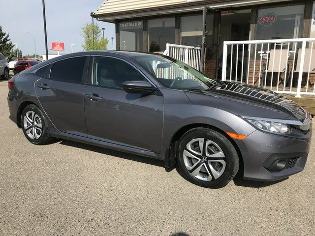 2016 HONDA CIVIC LX in Lethbridge, Alberta
