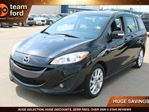 2017 Mazda MAZDA5 GT, POWER WINDOWS/LOCKS, AUTOMATIC, THIRD ROW SEAT, LTHR, FWD in Edmonton, Alberta