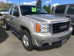 2009 GMC Sierra 1500 SLE 4x4 Ext Cab 5'8 Fleetside 133.9 in. WB in Kamloops, British Columbia
